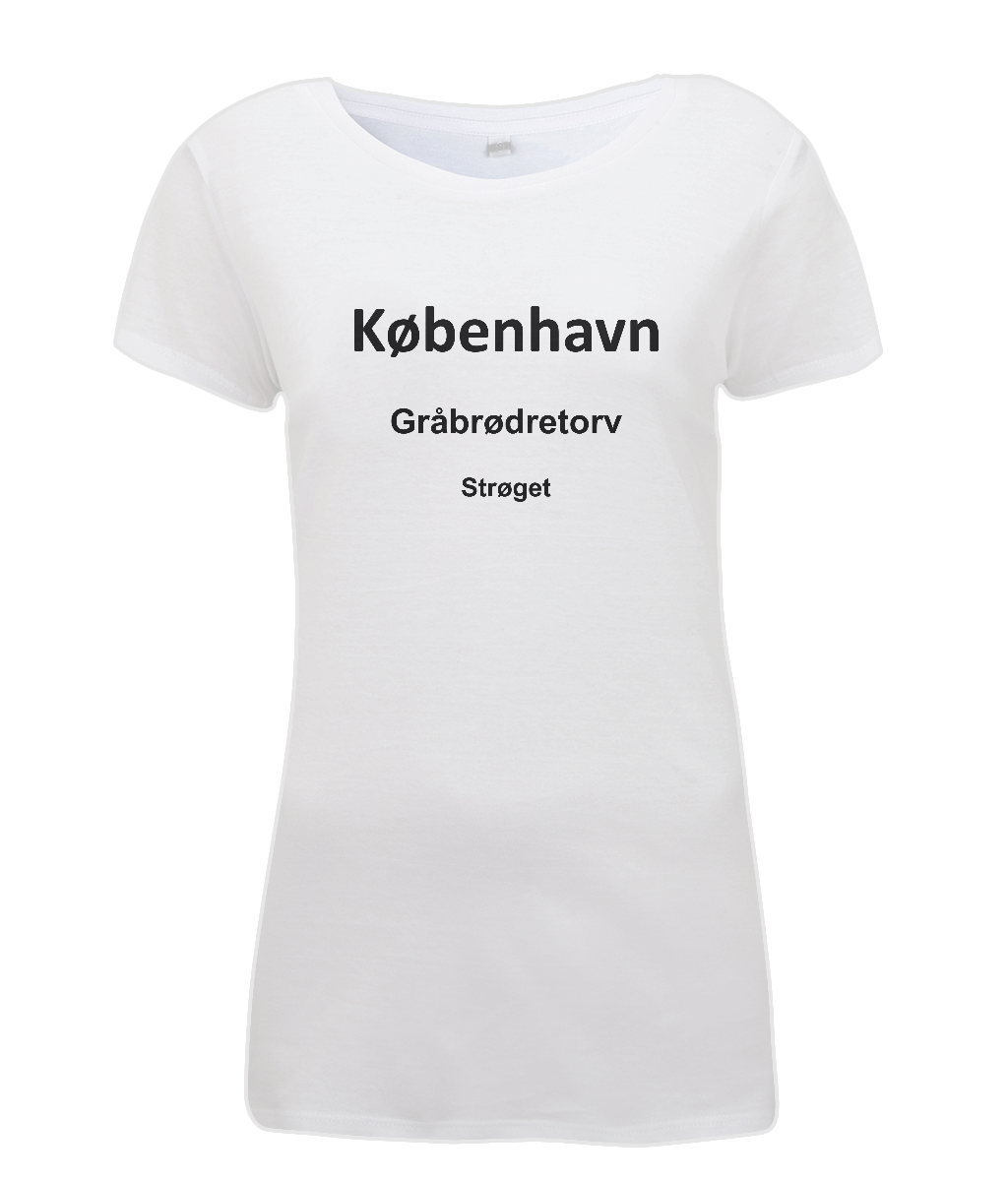 a155bf2f86ca Xtreem L104 White København - T-Shirt.UK