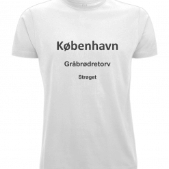 White XtreemT-Shirt København