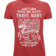 I am a travel agent t-shirt