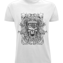 Heavy Metal Style T-Shirt UK