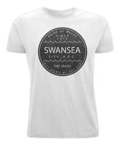 The Jacks Swansea City Football T-Shirt