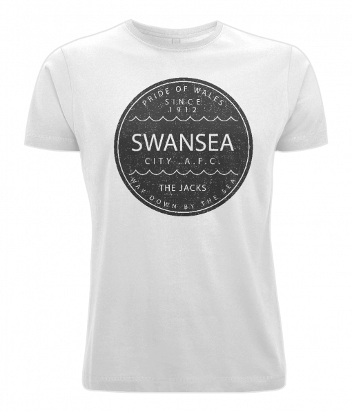 The Jacks Swansea City Football T-Shirt