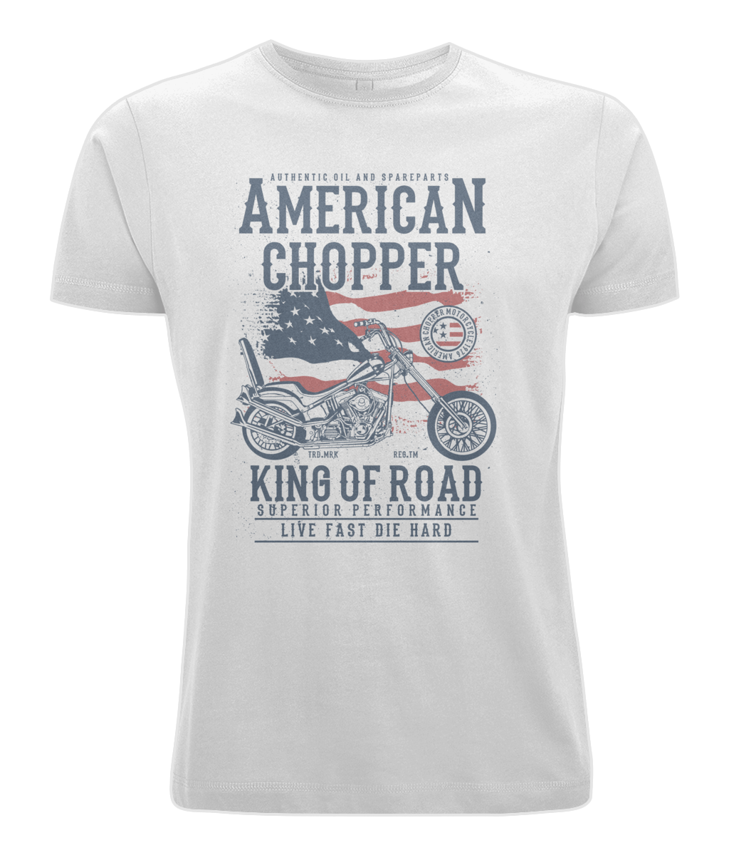 American Chopper t-shirt UK