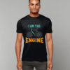 I am the engine t-shirt