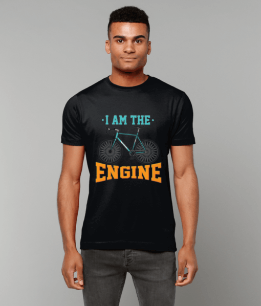 I am the engine t-shirt