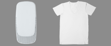 REON Pocket - portable air conditioning in a t-shirt