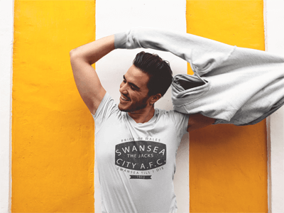 Swansea City - Swansea Till I Die T-shirt