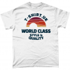Retro sunset surf style t-shirt
