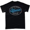 Black tshirt Atheism non prophet organisation