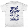 White Wind Surfing T-Shirt