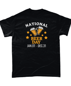 National Beer Day - Everyday tshirt