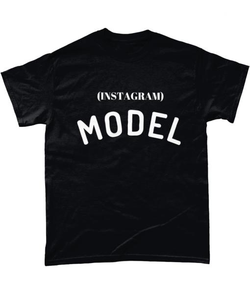 (Instagram) Model Tshirt
