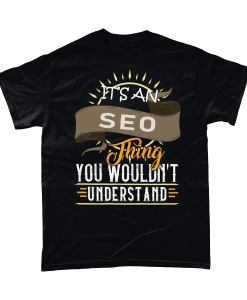 seeing as this is an SEO t-shirt we should really sort out the ALT tag shouldn't we.