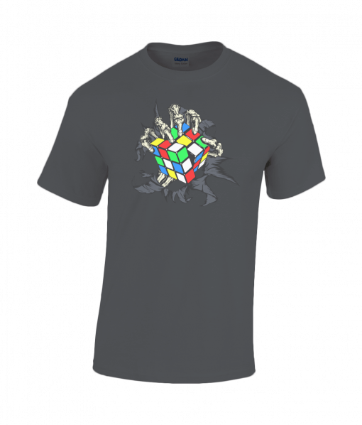T-shirt for Rubiks cube addicts