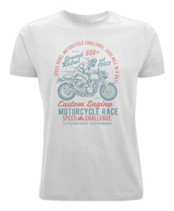 Speed Rebel Motorbike t-shirt